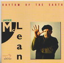 JACKIE MCLEAN CD  RYTHM OF THE EARTH