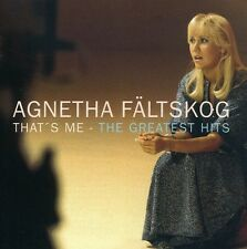 Agnetha Fältskog - That's Me: Greatest Hits [New CD] Germany - Import