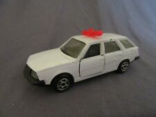 581F Norev Jet Car Renault 18 TL Break Blanc 1:43