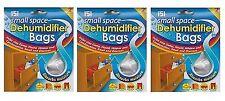 151 Small Space Dehumidifier Bags 2 X 50ml