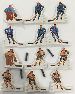 NHL STANLEY CUP PLAYOFF HOCKEY GAME BY COLECO BOSTON BRUINS PITTSBURGH PENGUINS