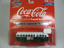 Classic Metal Works USA 1:87 GMC Tdh 3610 Chicago Coca Cola Finshed Model