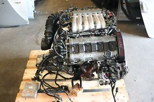 1997-1999 Mitsubishi 3000GT DOHC 3.0L 6G72 V6  Engine & 5 Speed Transmission