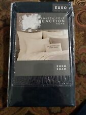 Kenneth Cole Reaction Home Element European Pillow Sham, Indigo