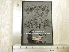 SUPER ROBOT WARS K Official Commentary Book DS Art Illustration Ltd Booklet