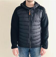Parajumpers Nolan Men's Black Down Jacket  Size M