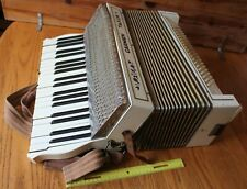 M. Hohner Accordion Vintage Made in Germany 112048 Antique