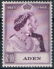 Aden Single Stamps
