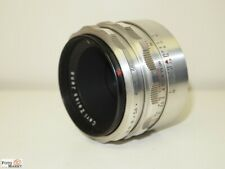 Czj Tessar 50mm F2,8 Lens M-42 Universal Thread M42 8-blades