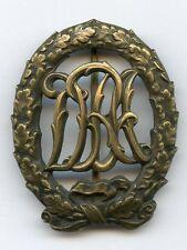 Original Deutsches Turn- und Sportabzeichen 1919 DRA in Bronze Deutschland