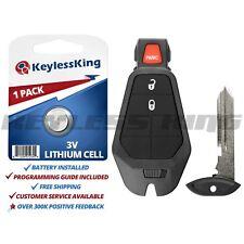 Fits 2008 2009 2010 Jeep Commander Keyless Remote Key 3b M3N5WY783X IYZ-C01C
