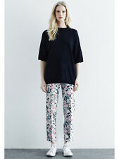 WAREHOUSE LILY PRINT TROUSER 18
