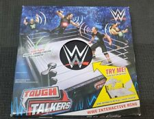WWE Tough Talkers Interactive Ring Playset New in Box 2016