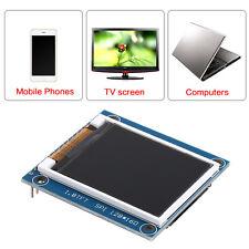 """1.8"""" ST7735R SPI 128*160 TFT LCD Display Module w/PCB for Arduino 5V/3.3V Hot im"""
