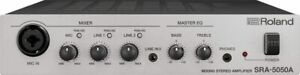 Roland Compact Mixing Amplifier SRA-5050A