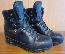 Hanwag Alaska GTX schwarz Trekkingstiefel Herrenschuh black Wanderschuh Outdoor