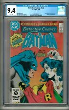 Detective Comics #543 (1984) CGC 9.4  White Pages  Moench - Colan - Giordano