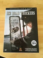 Ice Road Truckers  Exclusive DVD & Book 2011