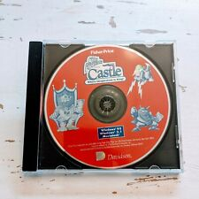 Great Adventures by Fisher Price Castle PC CD-ROM Software Video Game