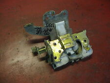 06 05 04 03 02 01 00 Mazda MPV drivers left rear slider door lock latch assembly