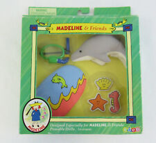 New Madeline and Friends Doll Ocean Fun Accessories Set