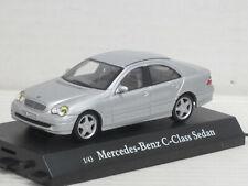 Mercedes-Benz C 320 in silber, ohne OVP mit Sockel, Hongwell/Cararama, 1:43,V.2