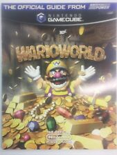 Wario World Nintendo Gamecube Strategy Guide NICE RARE New