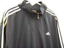 ADIDAS Men's XL, Essential Track Jacket Navy, Full Zipper Long Sleeve, SWEET!!