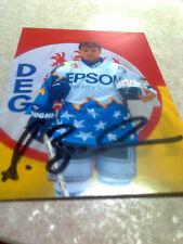 Autogramme & -graphen von Eishockey-Spielern