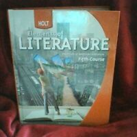 Elements of Literature: Essentials of American Literature Fifth Course