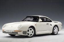 78083 Porsche 959 Bianco 1986 1 18 Autoart