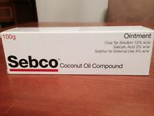 Sebco Coconut Oil Compound Ointment 100g
