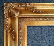 Picture Frame-11x14 Vintage Chic Antique Style Baroque Ornate Classic Gold 700G