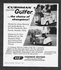 electric cushman cart | eBay on