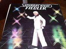 ARTHUR FIELDER WITH BOSTON POPS-SATURDAY NIGHT FIELDER-LP-NM-1979-MIDSONG