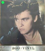 Paul Young The Secret Of Association LP Album Vinyl Record CBS 26234 Pop 80's Ex