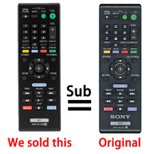 Remote RMT-B119A Replace For Sony BLU-RAY Player BDP-BX59 BDP-S390 BDP-S590