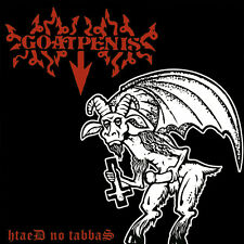 Goatpenis - htaeD no tabbaS, 1992-1996 (Bra), CD