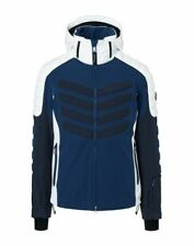 Bogner LIAM T insulated Mens Winter Ski Jacket Size EU 50 40 US L Navy  NWT