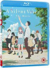 a Silent Voice - Standard Blu-ray DVD Region 2
