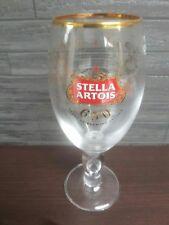 x2 Stella Artois LIMITED EDITION 650 YEAR LEGACY PINT GLASSES pub/bar/mancave