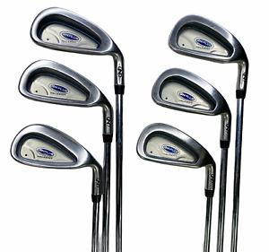 Nickent GH Plus 3-8 Golf Iron Set Right Handed Regular Flex Steel