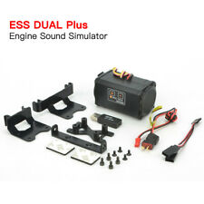 Digital ESS Sense Dual Plus Engine Sound Simulator For Axial SCX10/SCX10 II