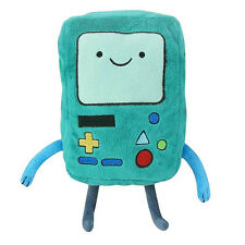 Adventure Time with Finn & Jake BMO (BEEMO) Plush Zip Toy Stuffed Doll Gift
