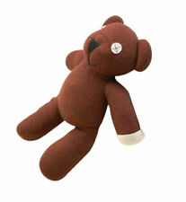 Mr Bean Teddy Plush Doll Brown 23cm Stuffed Figure Kids Toys Gift New Novelty