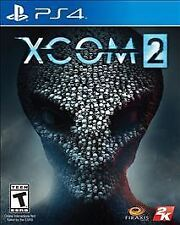 XCOM 2 GAME (Sony PlayStation 4, 2016)