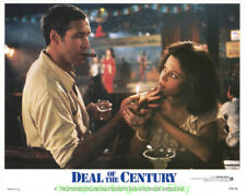 DEAL OF THE CENTURY LOBBY CARD size 11x14 Inch MOVIE POSTER 3 Cards CHEVY CHASE