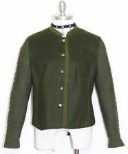 """LODEN BOILED WOOL SWEATER Jacket Women Cardigan 46 10 M B40"""""""