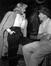 8x10 Print Barbara Stanwyck Billy Wilder Double Indemnity 1944 #Bsaf
