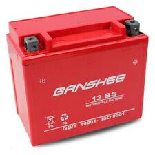 YTX12-BS Banshee- Maintenance Free - Sealed, Lead-Acid AGM Motorcycle Battery